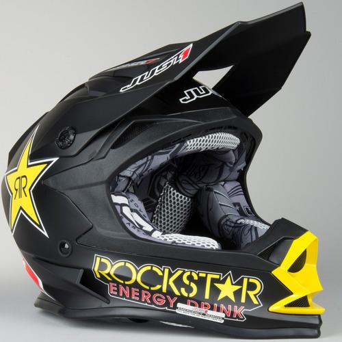 casco motocross just 1 j32 pro rave / pro kick atv fas motos