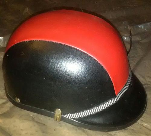 casco motorizados   tipo chopper   .