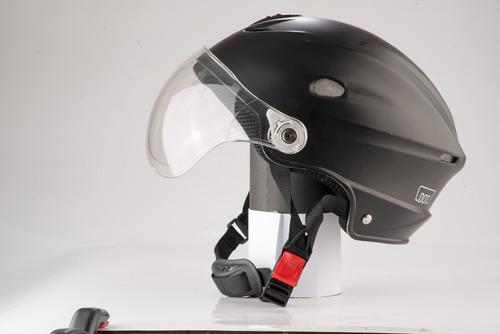 casco motos abierto edge