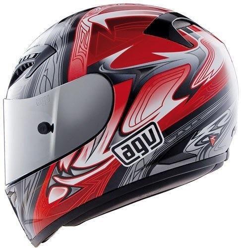casco motos agv integral