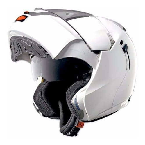 casco motos caberg justissimo rebatible doble visor vzh srl