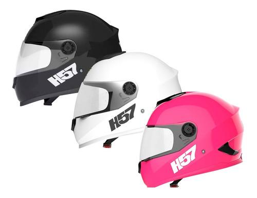 casco motos integral halcon h57 modelo 2019 entrega sti