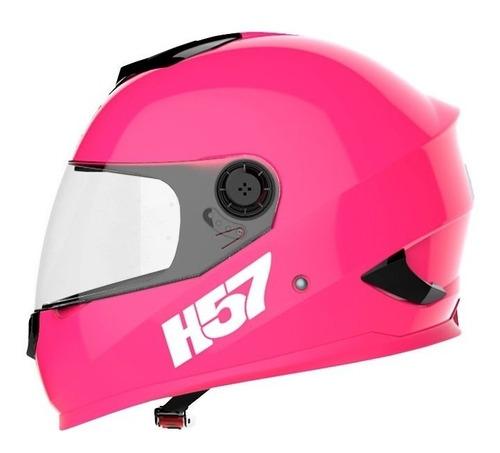 casco motos integral halcon h57 modelo 2019 - sti motos full