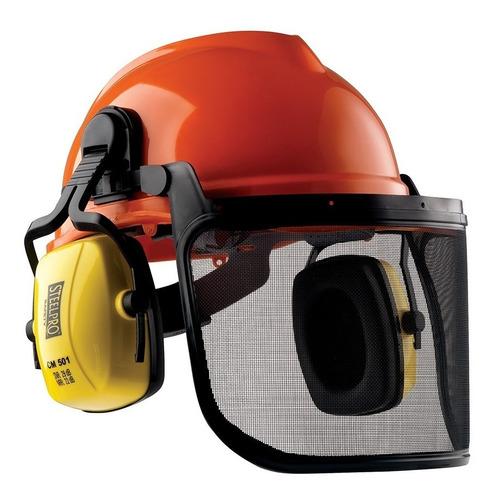 casco motosierrista  pyd