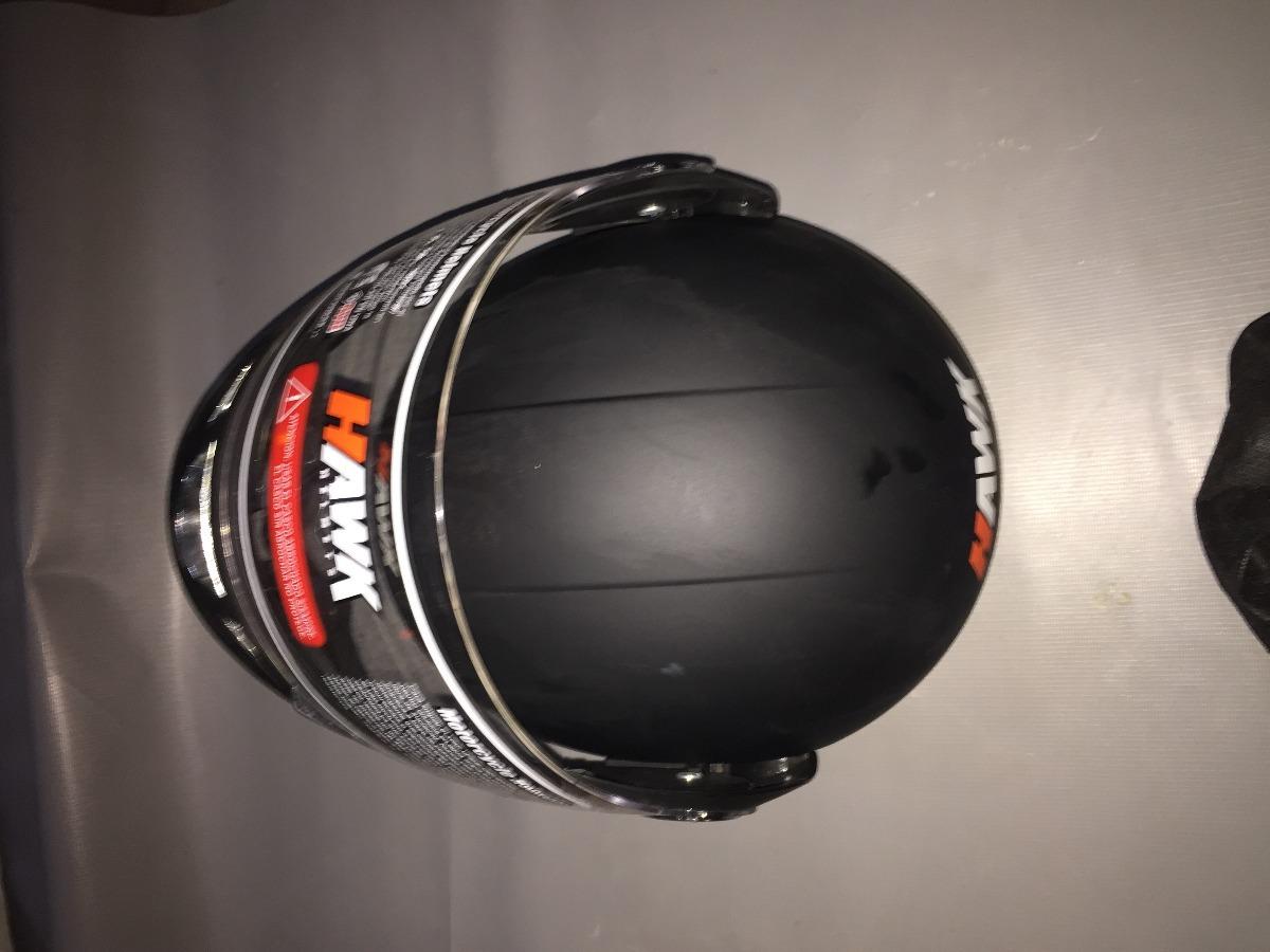 casco negro mate hawk rs5 rebatible talle l. Cargando zoom. 65a5f7ae15b