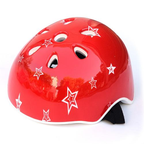casco niño protección patin skate bici ml562