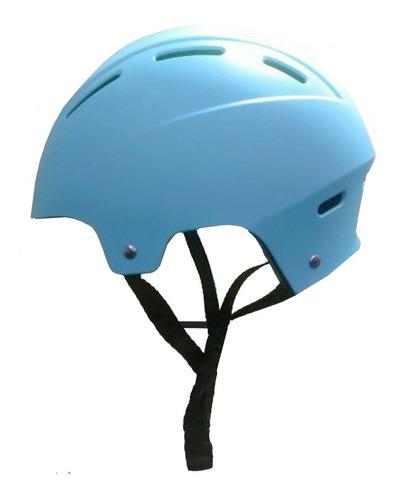 casco para bici skate roller o longboard omen