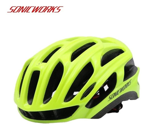 casco para ciclismo ultraligero sonicworks
