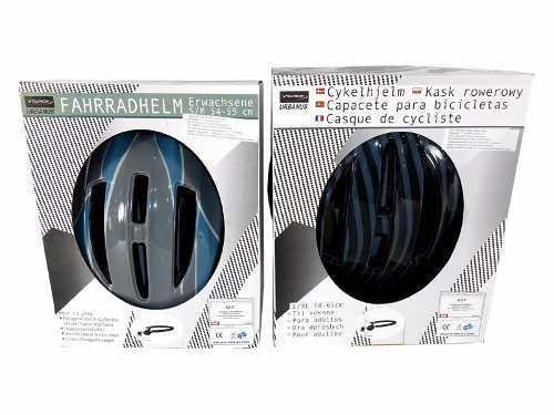 casco para ciclista ch, med, gde. - 71628