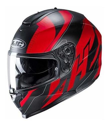casco para hombre hjc c 70 boltas street street - mc-1sf /
