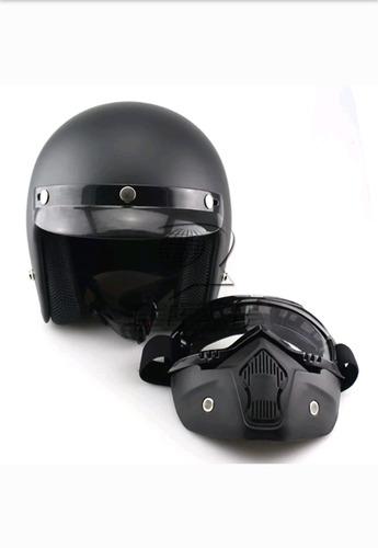 casco para moto