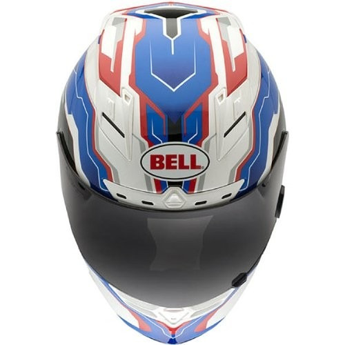 casco para moto bell