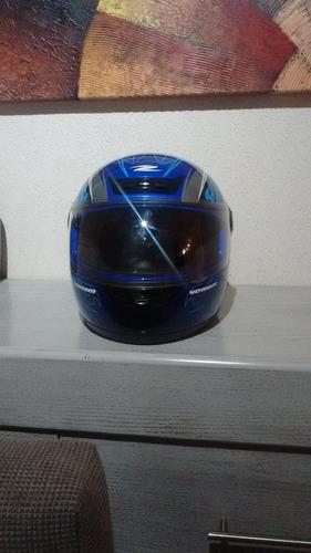 casco para moto de pista