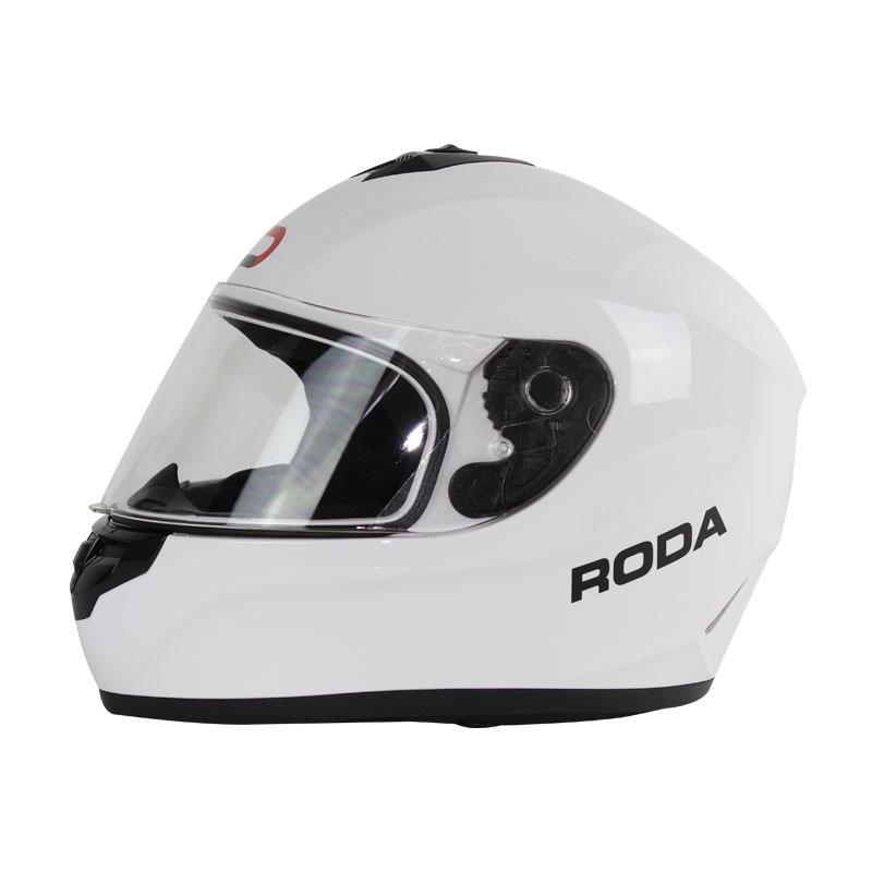 5fff9a64a42b8 Casco Para Moto Roda Asteroid Blanco -   999.00 en Mercado Libre