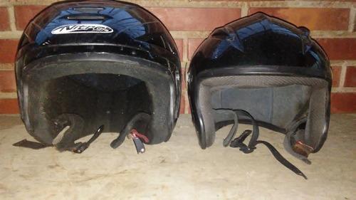 casco para moto semi integrado