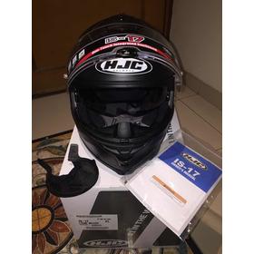 Casco Para Motocicleta Hjc  Is-17 Lank Talla Xl / 61-62 Cms