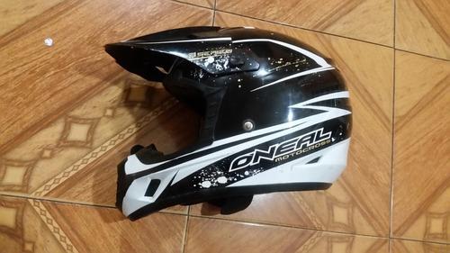 casco para motocross oneal
