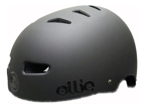 casco patines marca ollie original negro l envíos todo perú