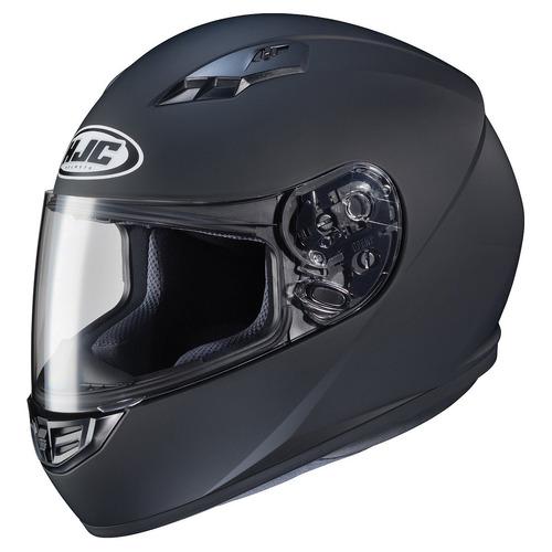 casco p/motocicleta hjc cs-r3 liso negro mate 2xl