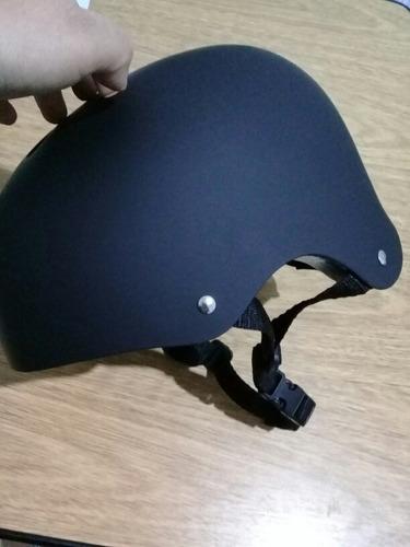 casco profesional para skate rollers longboard bicicleta bmx
