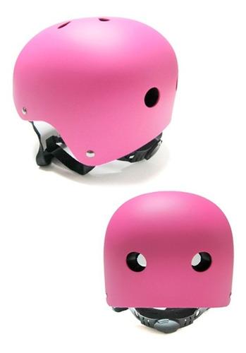 casco protección skate-bicicleta- roller - niños - regulable