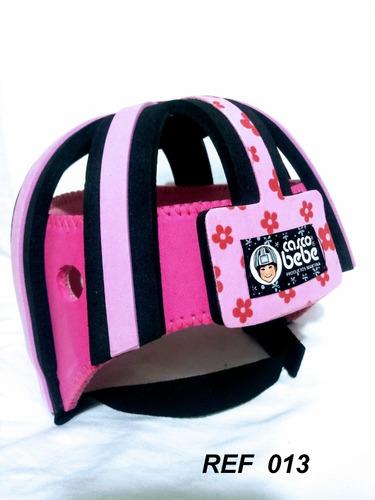 casco protector bebe-  original  antigolpes- envios gratis