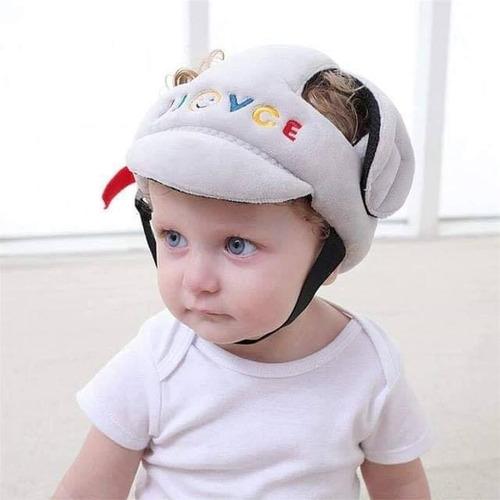 casco protector cabeza bebes anticaidas