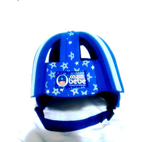 Casco Protector Para Bebe -original Productos Martina-
