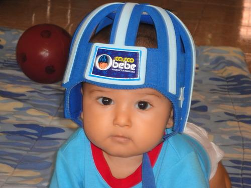 casco protector para bebe - productos martina - envio gratis
