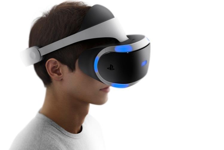 Casco Realidad Virtual Camara Juego Ps4 Gafas Vr 13 499 99