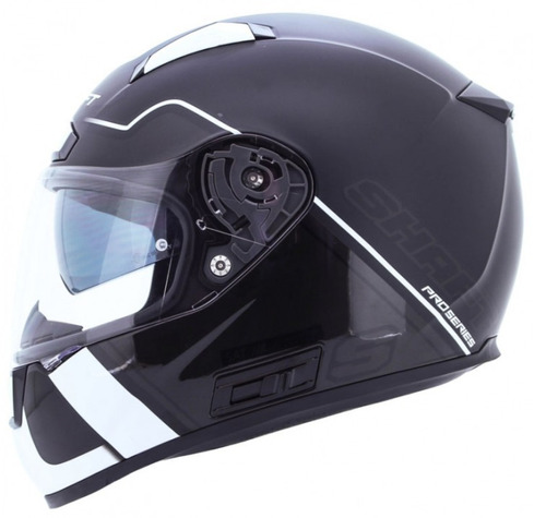 casco reglamentario integral shaft pro visor antiempañant
