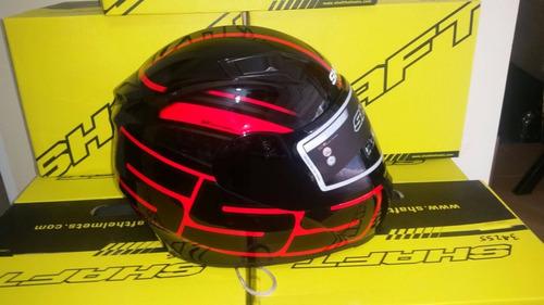 casco reglamentario shaft pro 555 certificación europea