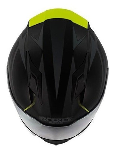 casco rocket force shadow s-91