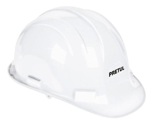 casco seguridad blanco pretul 25038