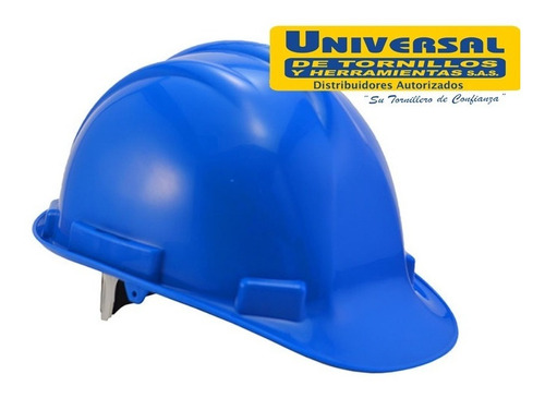 casco seguridad nara industrial azul ns3200250