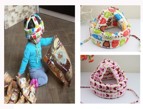 casco seguridad para bebe