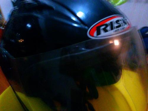 casco semi integral helmet