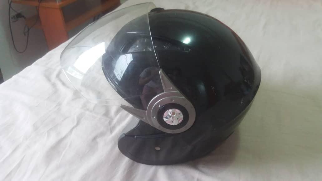 2fed7aa740116 casco semi integral para moto certificado ham dot. Cargando zoom.
