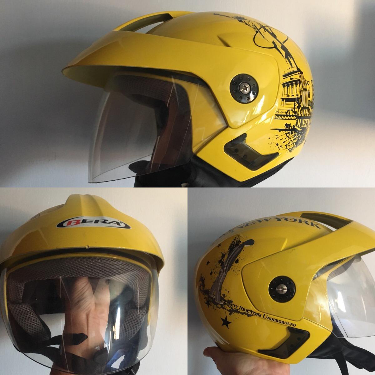 5b770c2e993d9 casco semi integral para moto. perfecto estado! Cargando zoom.