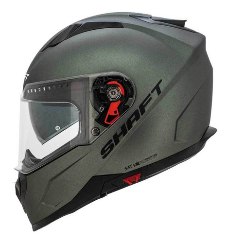 casco shaft 570 integral solid certificado