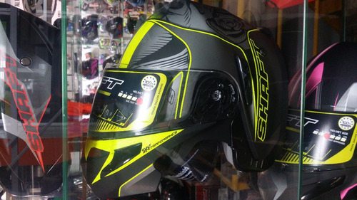casco shaft abatible doble visor certificados