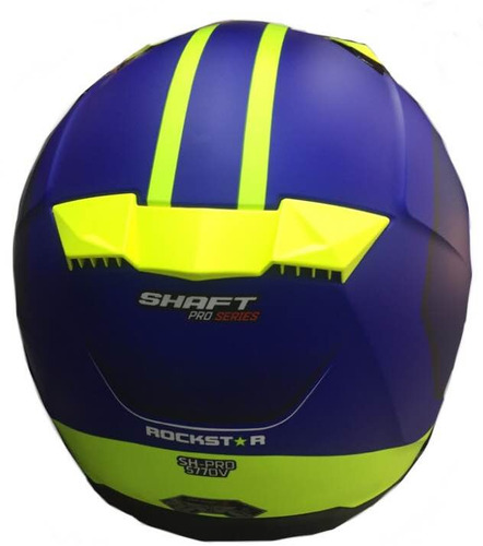 casco shaft pro sh-577 doble visor certificado + pinlock