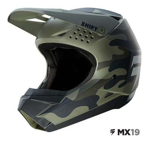 casco shift whit3