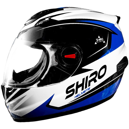 casco shiro motos