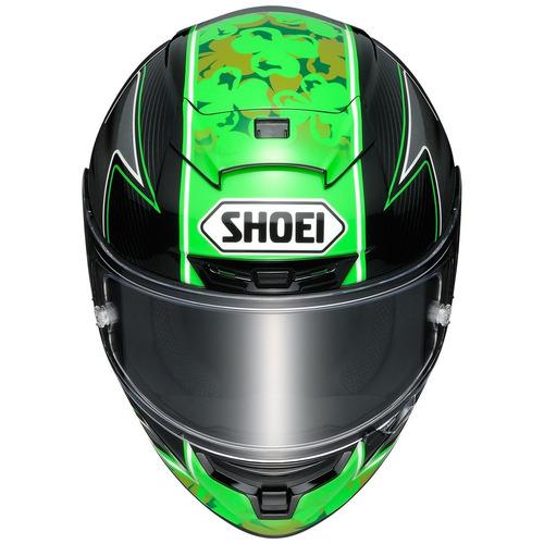 casco shoei x-fourteen/x-14 laverty rostro completo md