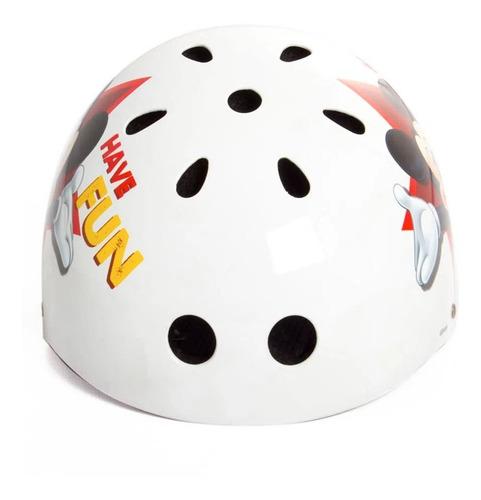 casco skate patinaje mickey disney