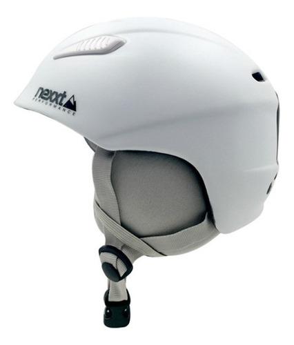 casco ski snowboard bici nexxt max abrigo desmontable