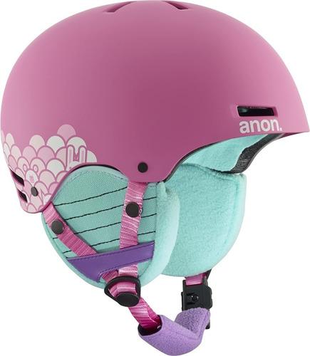 casco snowboard kids anon rime