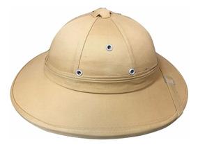 diseño popular presentación volumen grande Casco Sombrero Safari Tropical Explorador Británico
