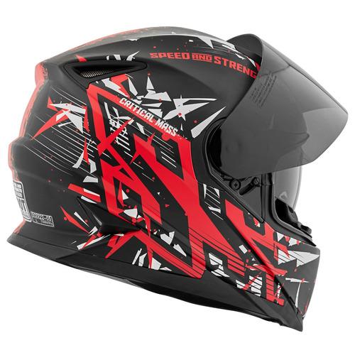 casco speed & strength ss1600 masa crític rostro completo lg